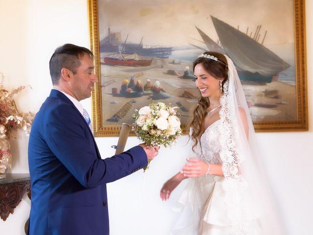 La boda de Antonio y Natia en Sant Vicenç De Montalt, Barcelona 10