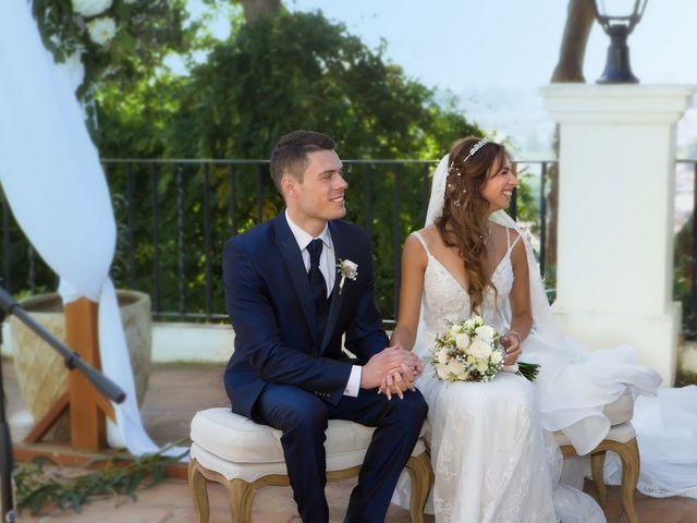 La boda de Antonio y Natia en Sant Vicenç De Montalt, Barcelona 15