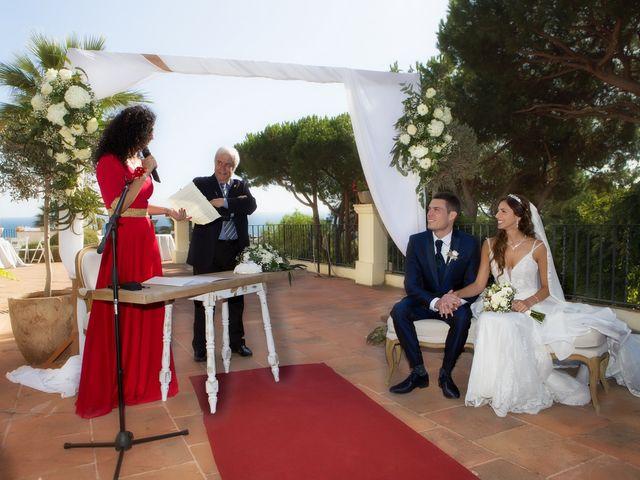 La boda de Antonio y Natia en Sant Vicenç De Montalt, Barcelona 16