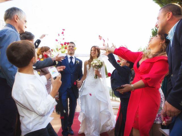La boda de Antonio y Natia en Sant Vicenç De Montalt, Barcelona 20