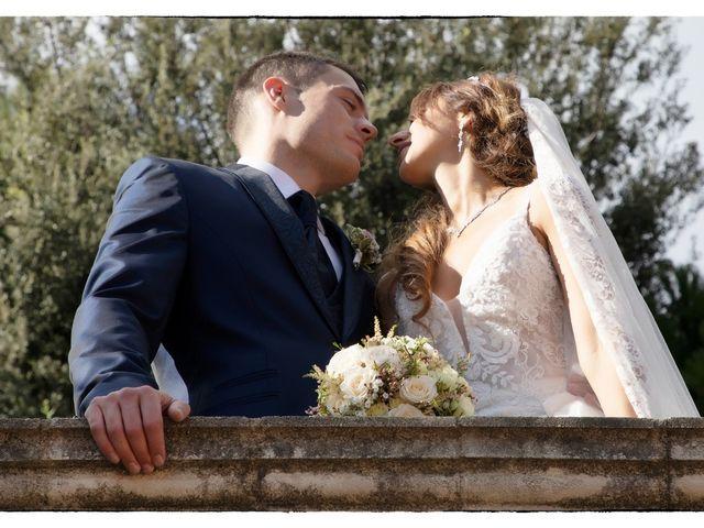 La boda de Antonio y Natia en Sant Vicenç De Montalt, Barcelona 23