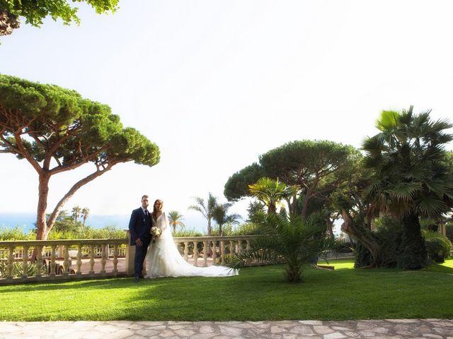 La boda de Antonio y Natia en Sant Vicenç De Montalt, Barcelona 24