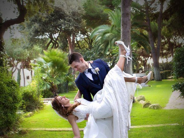 La boda de Antonio y Natia en Sant Vicenç De Montalt, Barcelona 25