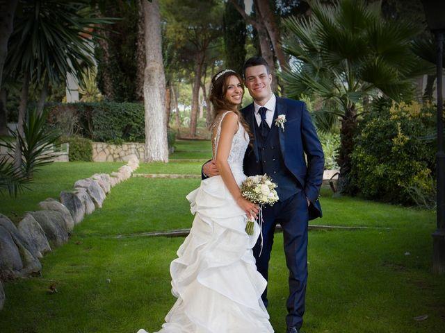 La boda de Antonio y Natia en Sant Vicenç De Montalt, Barcelona 26