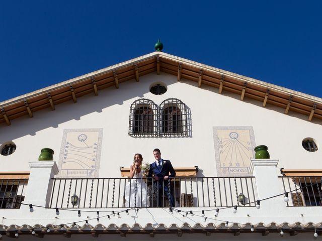 La boda de Antonio y Natia en Sant Vicenç De Montalt, Barcelona 29