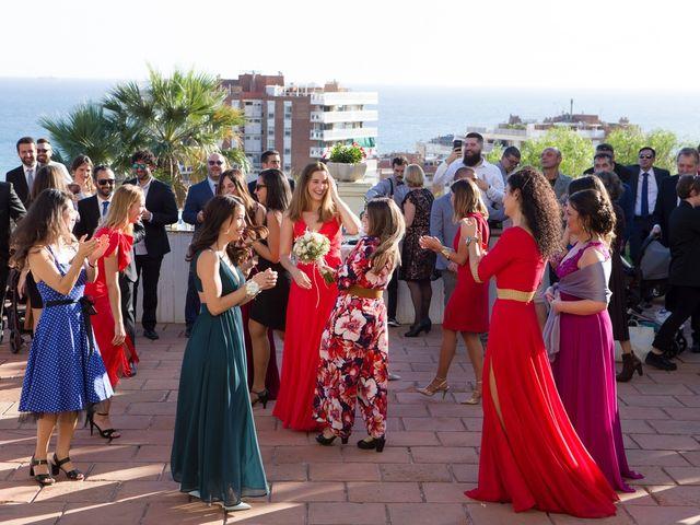 La boda de Antonio y Natia en Sant Vicenç De Montalt, Barcelona 30