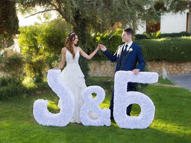La boda de Antonio y Natia en Sant Vicenç De Montalt, Barcelona 34