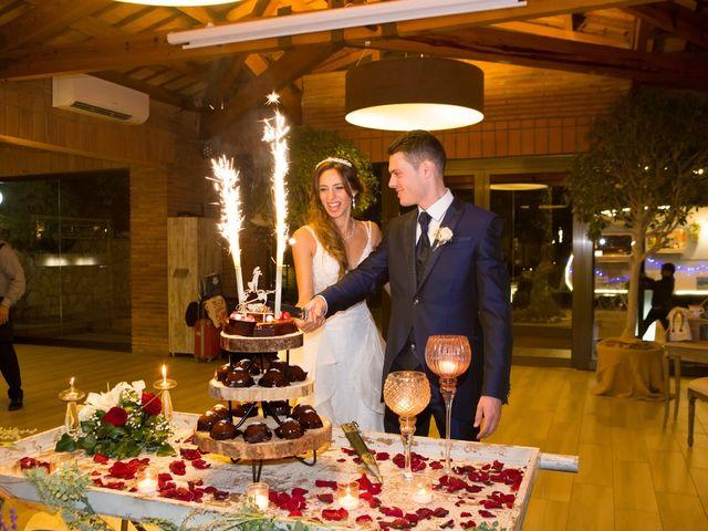 La boda de Antonio y Natia en Sant Vicenç De Montalt, Barcelona 40