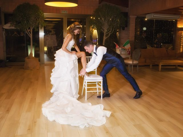 La boda de Antonio y Natia en Sant Vicenç De Montalt, Barcelona 42