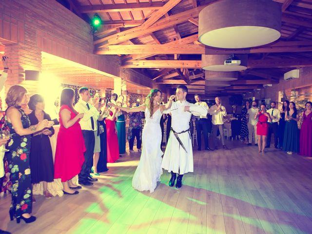 La boda de Antonio y Natia en Sant Vicenç De Montalt, Barcelona 49
