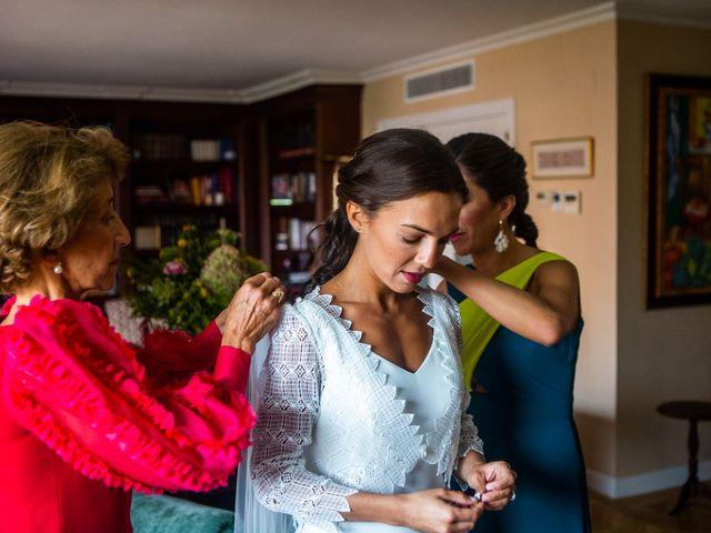 La boda de Borja y Irene en Torrelodones, Madrid 9