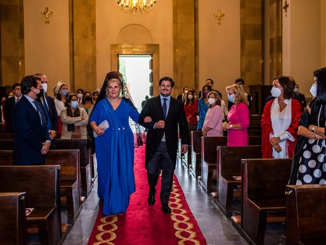 La boda de Borja y Irene en Torrelodones, Madrid 15