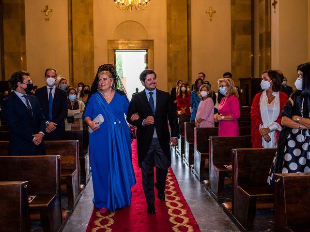 La boda de Borja y Irene en Torrelodones, Madrid 16