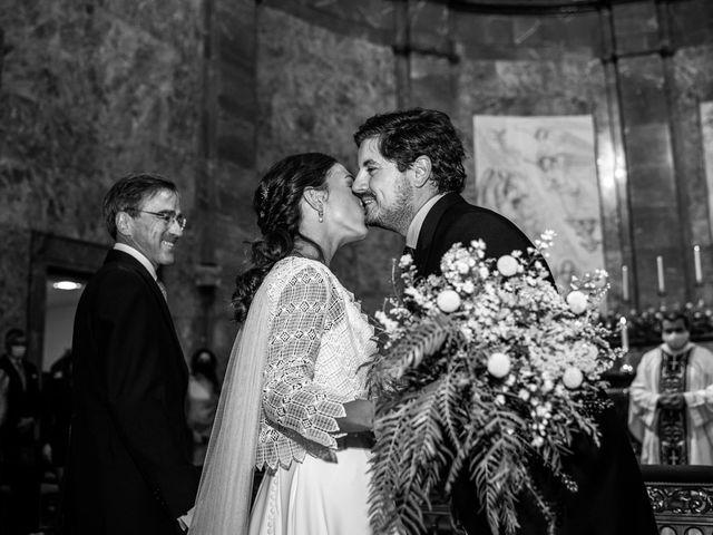 La boda de Borja y Irene en Torrelodones, Madrid 24