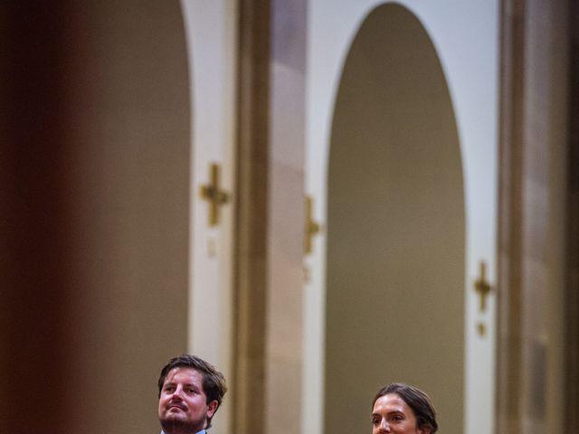 La boda de Borja y Irene en Torrelodones, Madrid 25