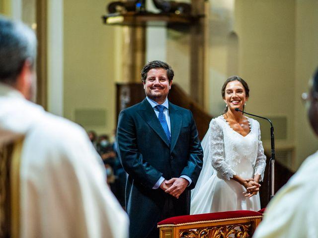 La boda de Borja y Irene en Torrelodones, Madrid 26
