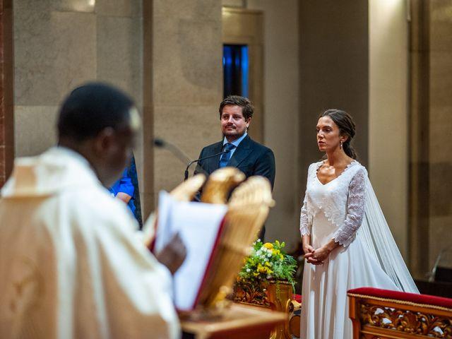 La boda de Borja y Irene en Torrelodones, Madrid 30
