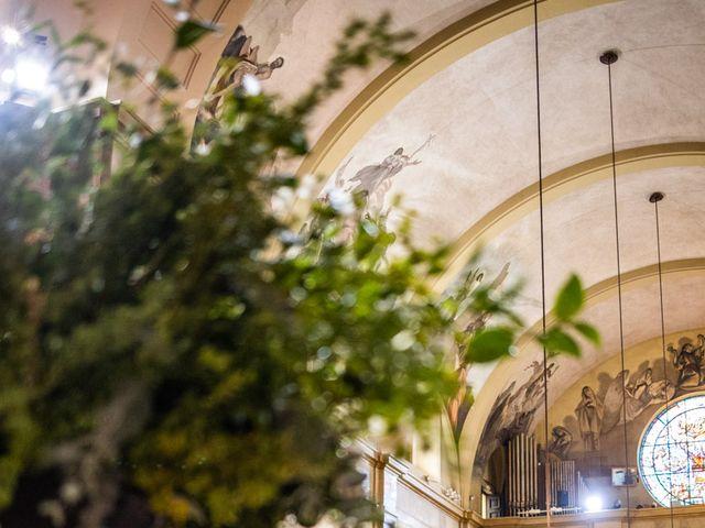 La boda de Borja y Irene en Torrelodones, Madrid 35