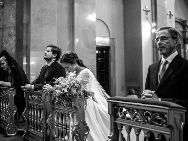 La boda de Borja y Irene en Torrelodones, Madrid 38