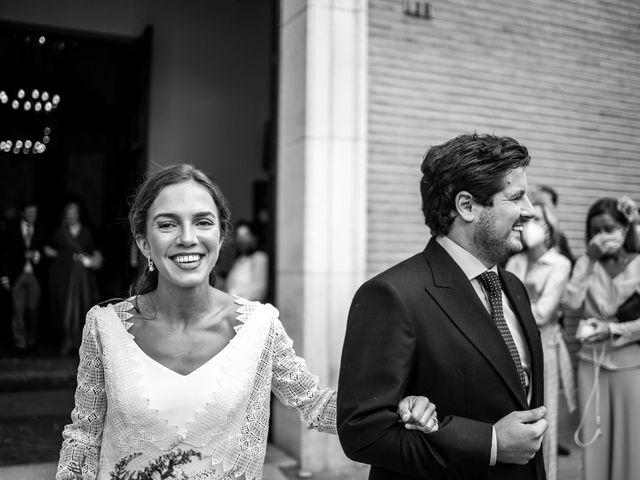 La boda de Borja y Irene en Torrelodones, Madrid 41
