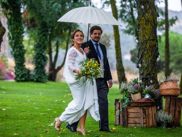 La boda de Borja y Irene en Torrelodones, Madrid 46