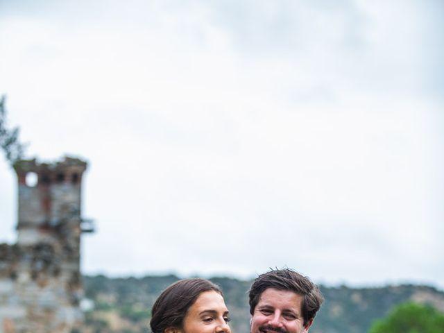 La boda de Borja y Irene en Torrelodones, Madrid 49