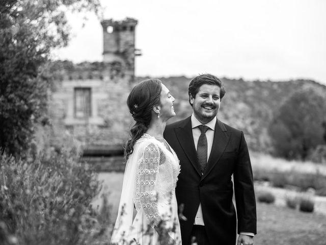 La boda de Borja y Irene en Torrelodones, Madrid 50