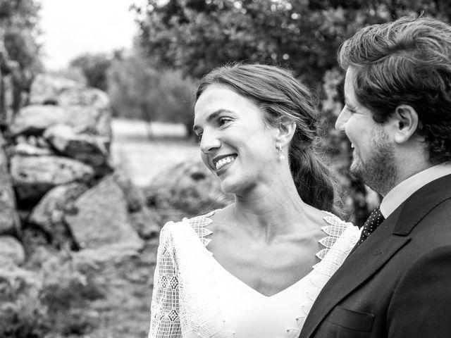 La boda de Borja y Irene en Torrelodones, Madrid 52
