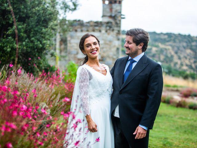 La boda de Borja y Irene en Torrelodones, Madrid 53