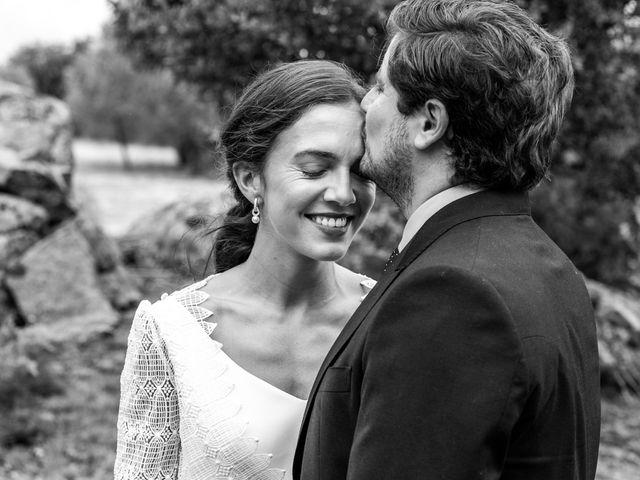 La boda de Borja y Irene en Torrelodones, Madrid 54