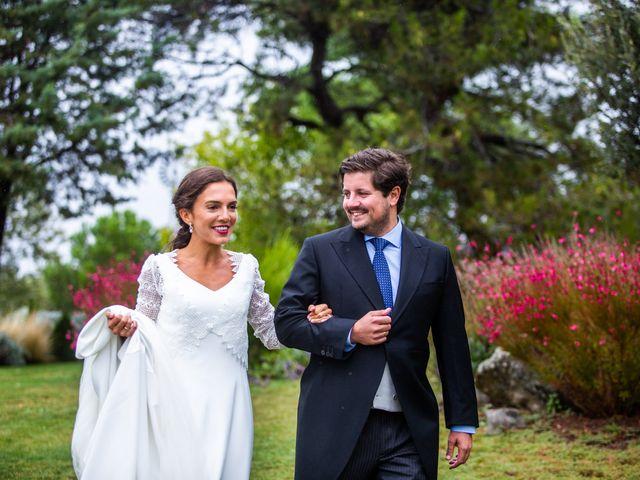 La boda de Borja y Irene en Torrelodones, Madrid 60