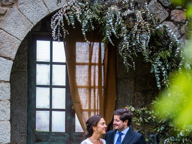 La boda de Borja y Irene en Torrelodones, Madrid 62