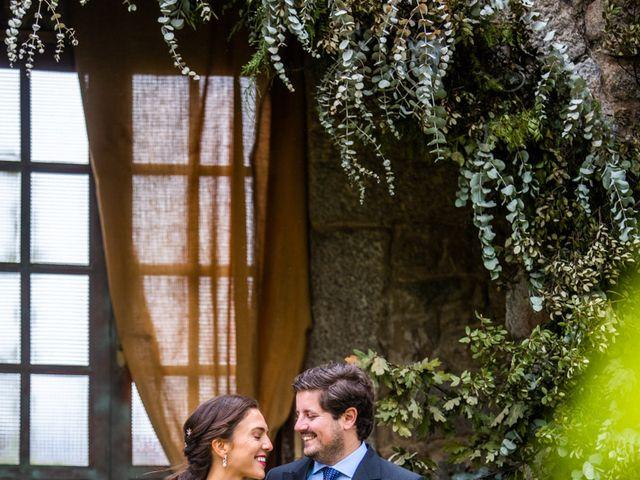 La boda de Borja y Irene en Torrelodones, Madrid 65