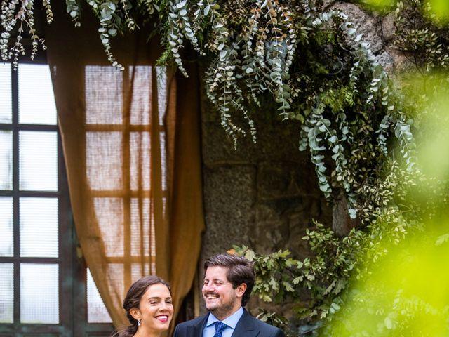 La boda de Borja y Irene en Torrelodones, Madrid 66
