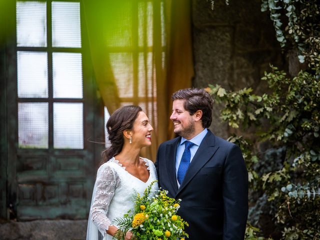 La boda de Borja y Irene en Torrelodones, Madrid 68