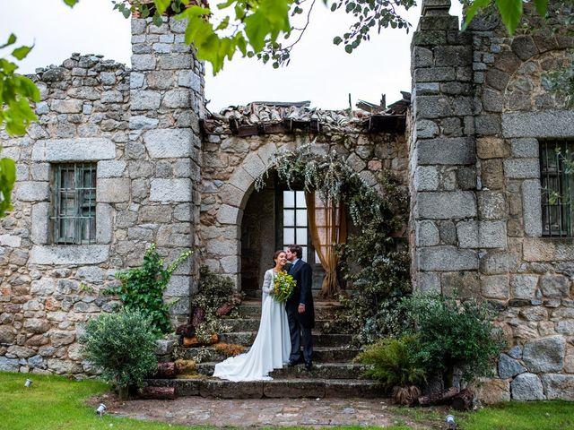 La boda de Irene y Borja