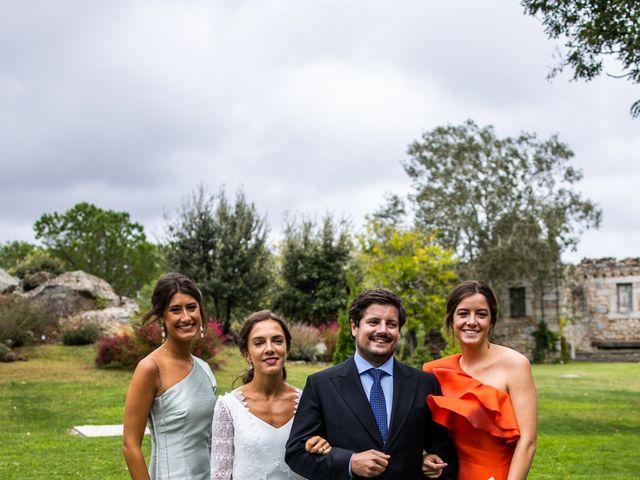 La boda de Borja y Irene en Torrelodones, Madrid 72