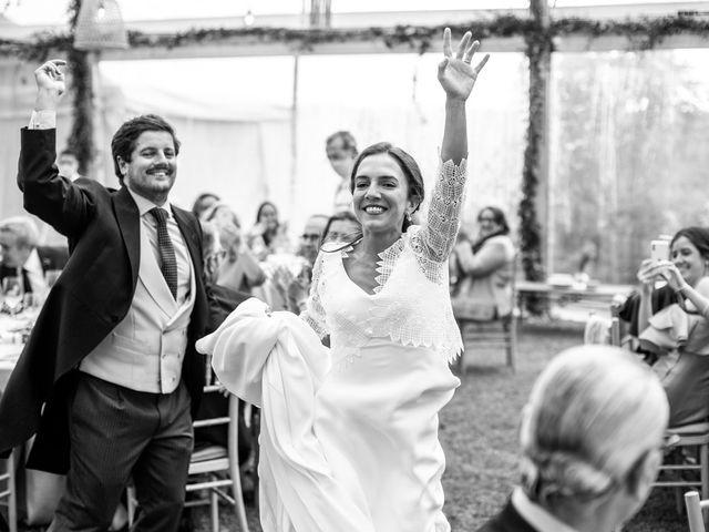 La boda de Borja y Irene en Torrelodones, Madrid 102