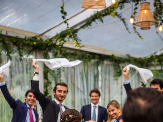La boda de Borja y Irene en Torrelodones, Madrid 103