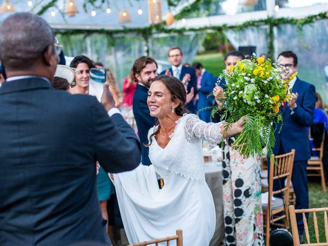 La boda de Borja y Irene en Torrelodones, Madrid 108
