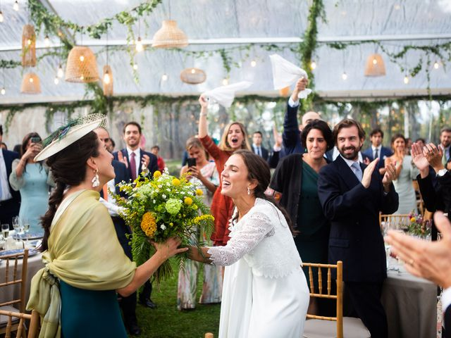 La boda de Borja y Irene en Torrelodones, Madrid 109
