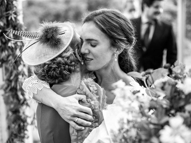 La boda de Borja y Irene en Torrelodones, Madrid 112