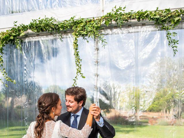 La boda de Borja y Irene en Torrelodones, Madrid 113