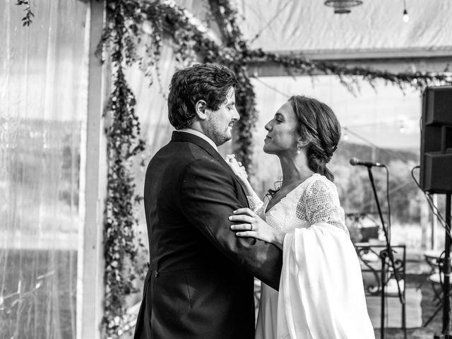 La boda de Borja y Irene en Torrelodones, Madrid 114