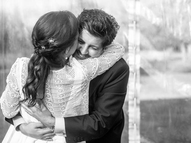 La boda de Borja y Irene en Torrelodones, Madrid 115