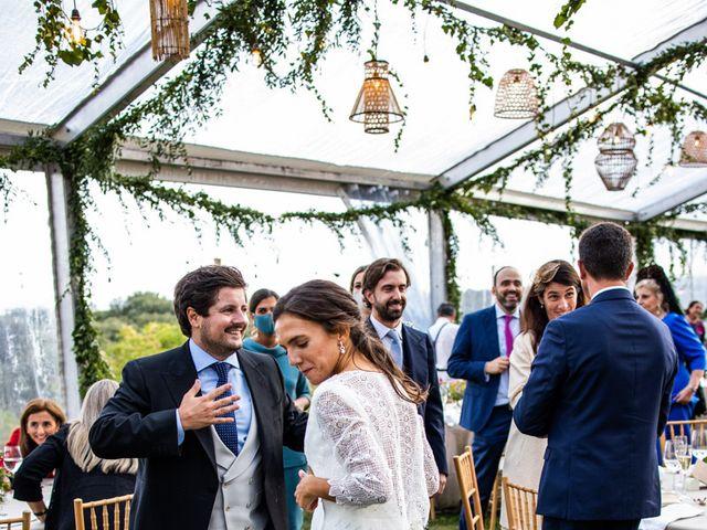 La boda de Borja y Irene en Torrelodones, Madrid 117