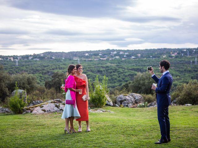 La boda de Borja y Irene en Torrelodones, Madrid 119