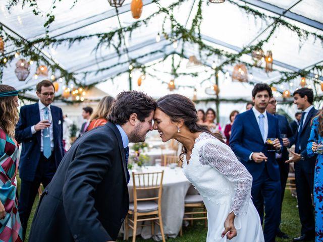 La boda de Borja y Irene en Torrelodones, Madrid 125