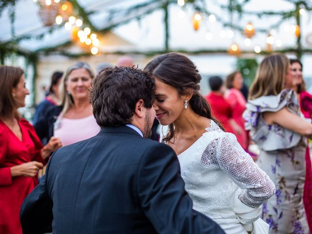 La boda de Borja y Irene en Torrelodones, Madrid 129