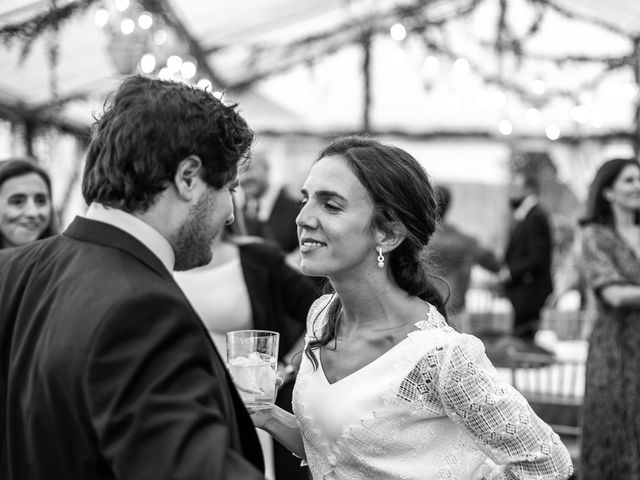 La boda de Borja y Irene en Torrelodones, Madrid 130
